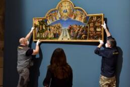 Lo scambio previsto tra il Museo di San  Marco a Firenze e la Pinacoteca dei Musei civici di Forlì