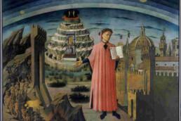 Domenico di Michelino, Dante
