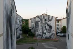 Giudizio Universale, murales - Bosoletti