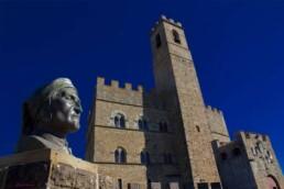 Poppi, Il castello dei Conti Guidi, ph Gianni Ronconi