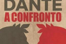 Locandina mostra Dante a Confronto