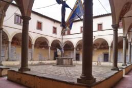 Chiosto Convento della Vergine di Fucecchio